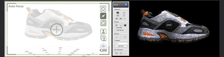 FOTO 3D CX2 機能